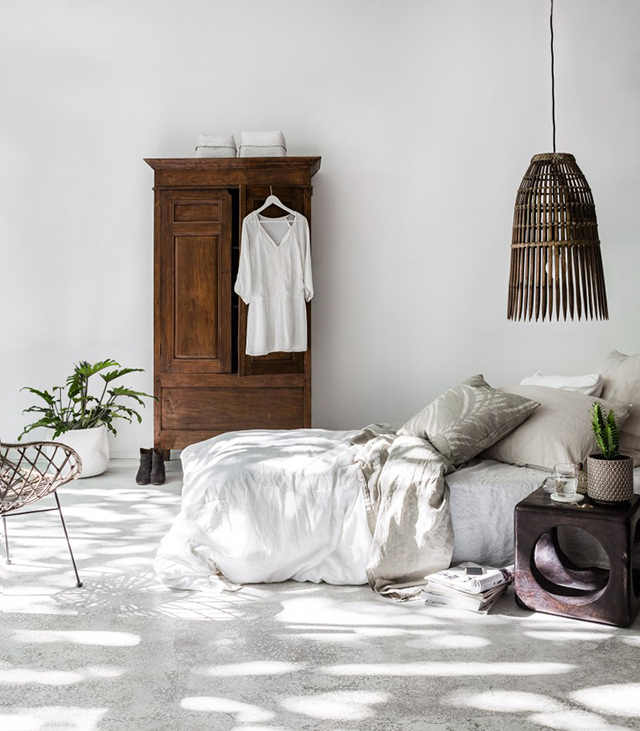 skönt sovrum