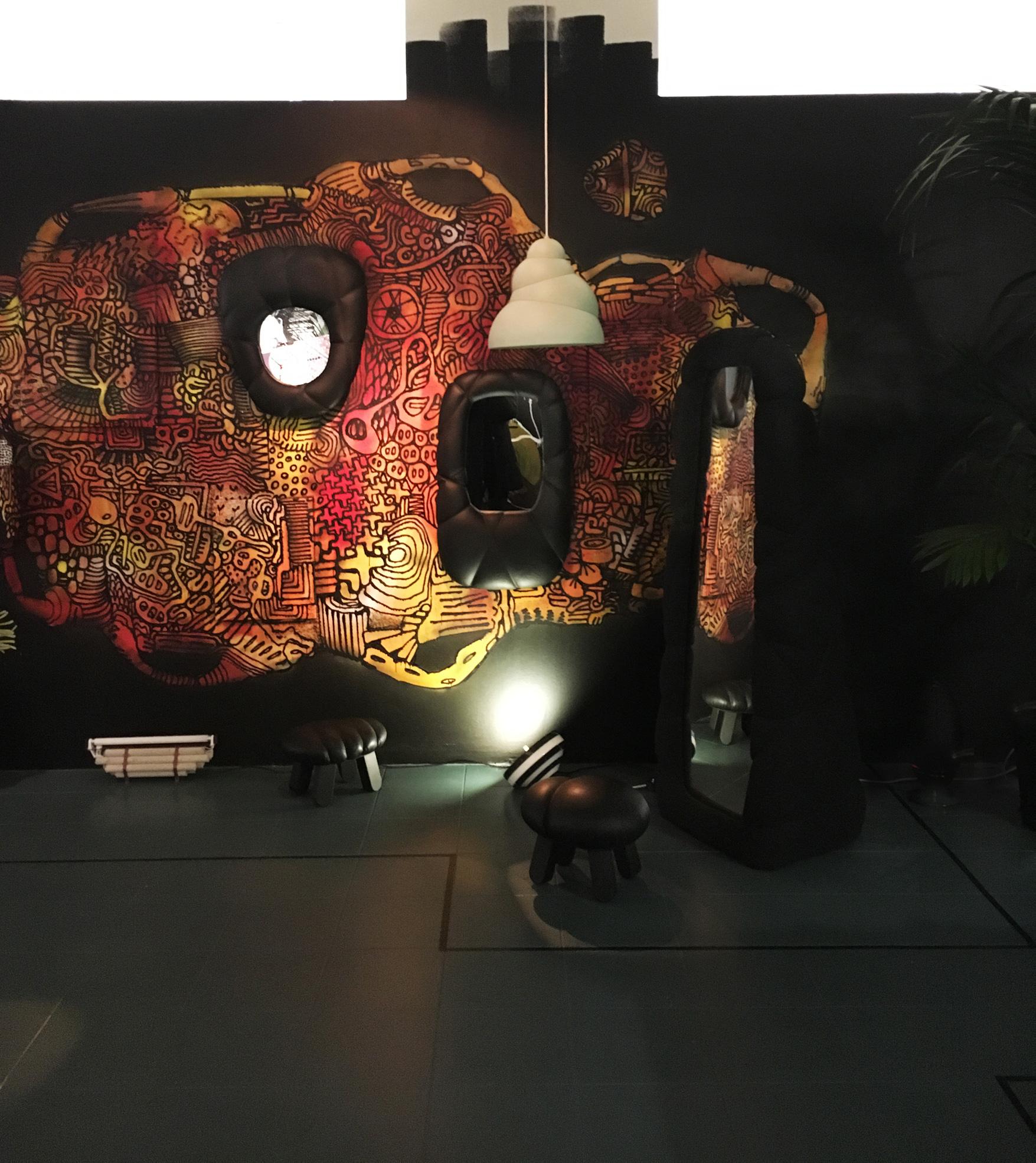 Superfin unik konst och hantverk till din inredning hittar ni hos Props By Kampmann, Stockholm. Just nu kan ni se produkterna i samarbete med Street Art artister hos Wallery på Regeringsgatan, NKpassagen Stockholm. Missa inte detta!