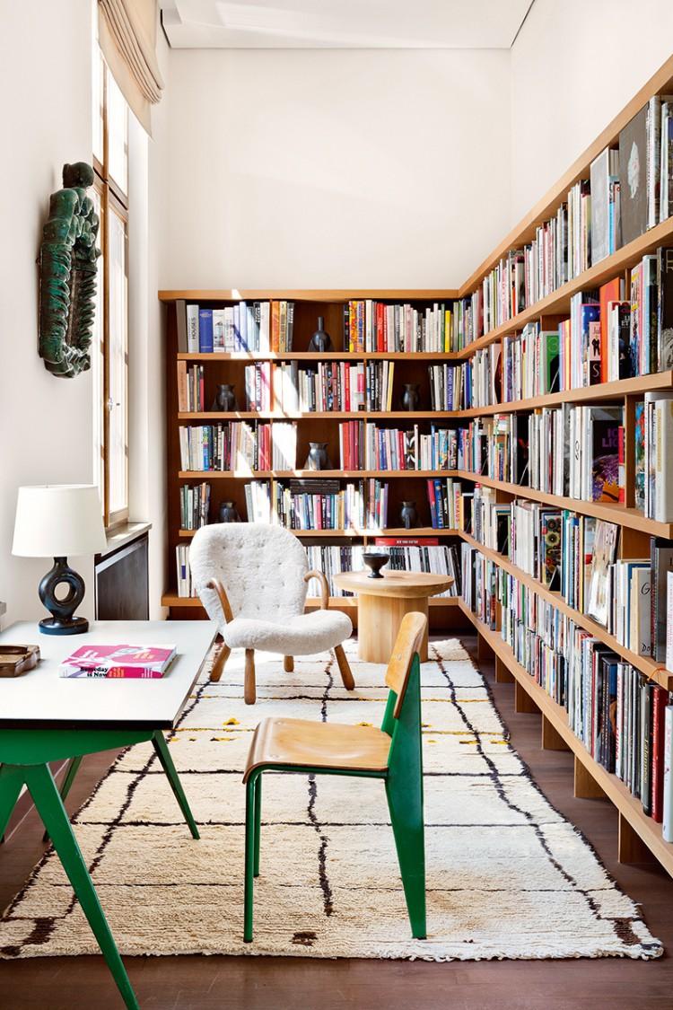 inredning, bibliotek, interior design,förvaring, bokhylla, library