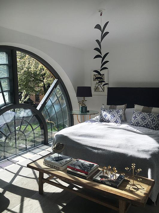 ESNY visar sovrumsinspiration med stort S och ett underbart fönster!